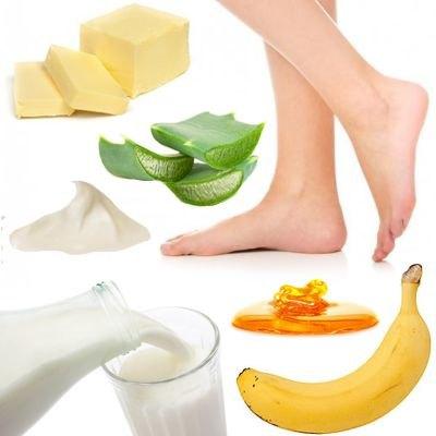 ¿Qué es bueno para los pies ásperos?