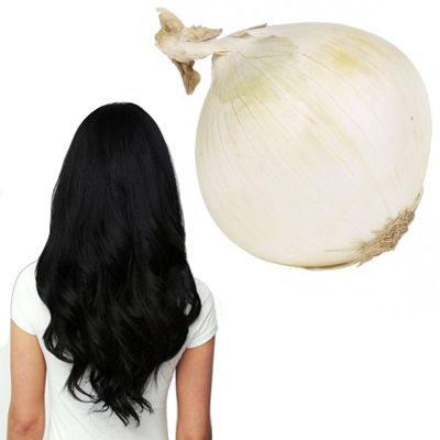 ¿Cómo lavarse el cabello con shampoo de cebolla?