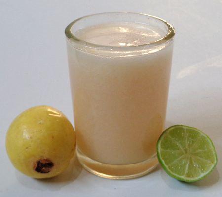 ¿Cómo preparar jugo de guayaba con limón?