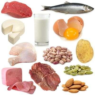 Alimentos naturales ricos en proteínas