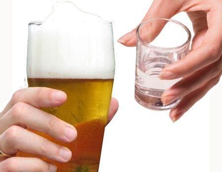El alcohol hace engordar