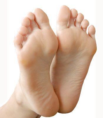 Baño para los pies apestosos