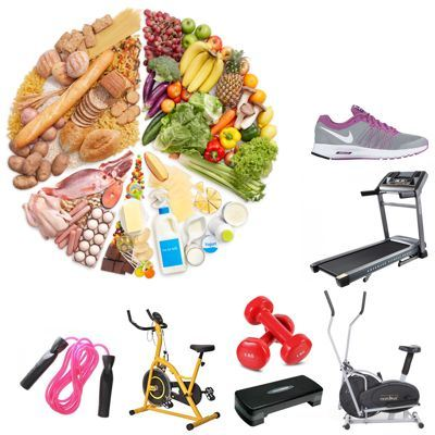 ¿Qué es mejor hacer ejercicio o hacer una dieta equilibrada?