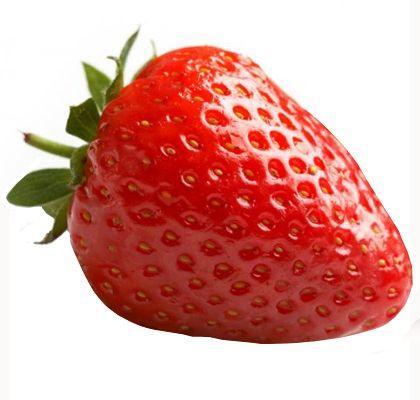 Es cierto que la fresa sirve para adelgazar