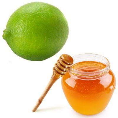 Zumo de limón y miel para el resfriado