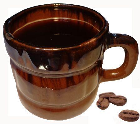 Síntomas de exceso de café