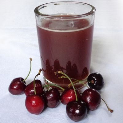 Beneficios de tomar jugo de cereza