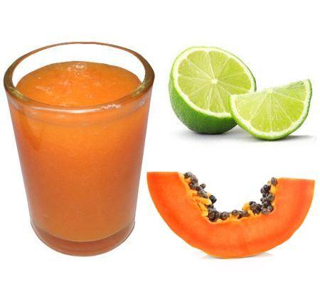 ¿Para qué sirve la papaya con limón?