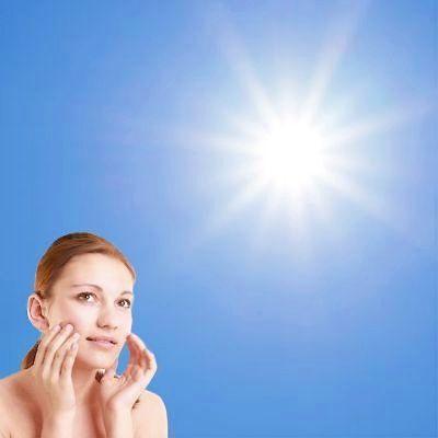Porque salen manchas en la piel al tomar el sol