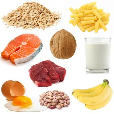 Alimentos que nos ayudan a desarrollar el sistema muscular