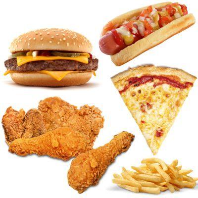 Fast food el lado oscuro de la comida rápida