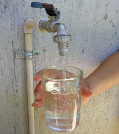 ¿Se puede tomar agua de la llave?