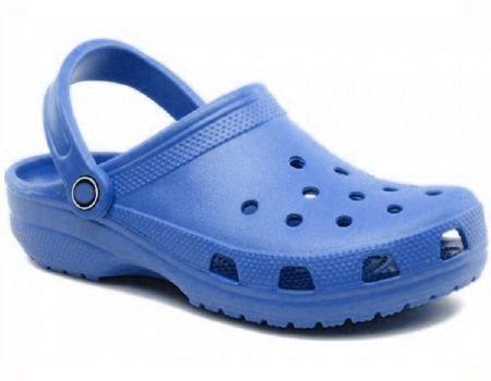 Peligro de usar Crocs