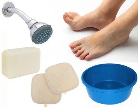 ¿Por qué es importante lavarse los pies?