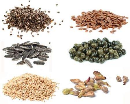 ¿Cuáles son las semillas que ayudan a bajar de peso?