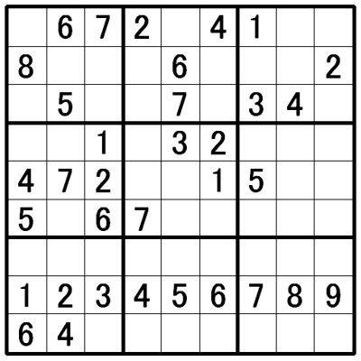 ¿En qué ayuda el sudoku al cerebro?