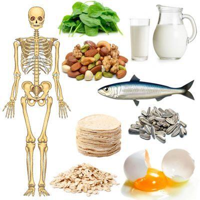 ¿Qué alimentos debemos consumir para tener una buena salud ósea?