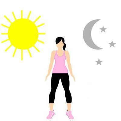 ¿Es mejor hacer ejercicio en la mañana o en la noche para adelgazar?