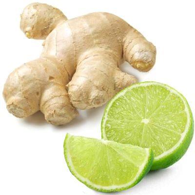 ¿Para qué sirve el jugo de limón y jengibre?