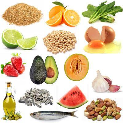 ¿En qué alimentos encuentro antioxidantes?