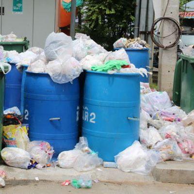 ¿Es saludable vivir con basura?