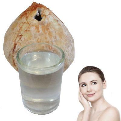 Efectos del agua de coco en la piel