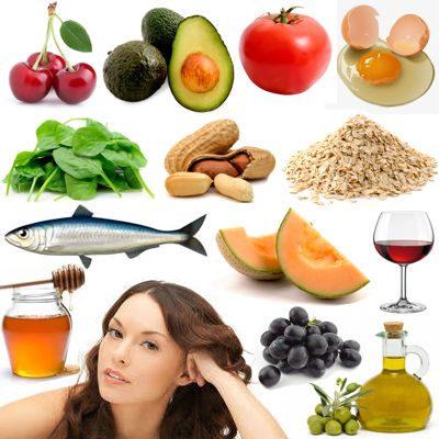 Alimentos que mantienen la piel joven
