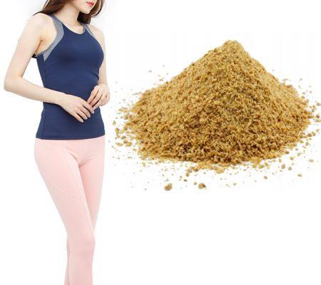 ¿Cómo se toma la linaza molida para bajar de peso?