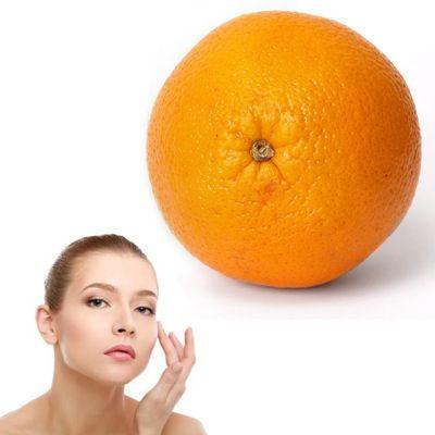 Propiedades de la naranja para el cutis