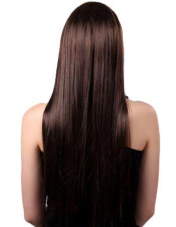 ¿Qué es bueno para tener el cabello liso y suave?