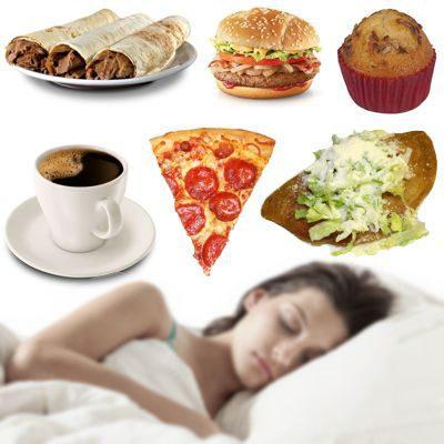 Porque es bueno esperar y no dormir después de comer