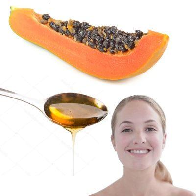 ¿Para qué sirve la mascarilla de papaya y miel?