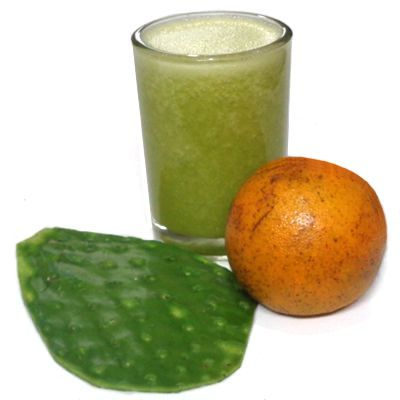 ¿Qué males cura el jugo de nopal?
