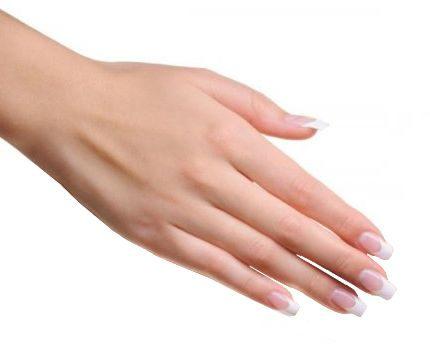 Como suavizar manos maltratadas