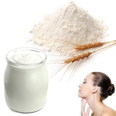 ¿Para qué sirve la mascarilla de harina de trigo?