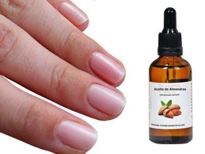 ¿Cómo usar el aceite de almendras para las uñas?