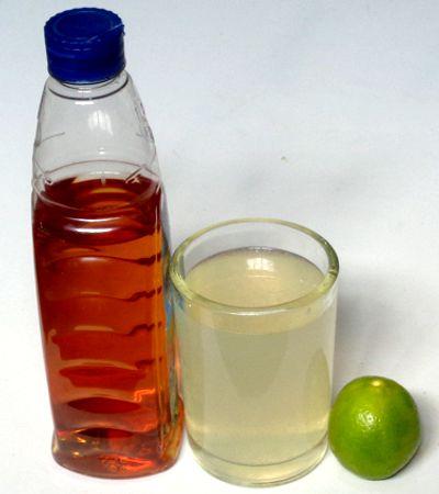 Beneficios de tomar agua con limón y vinagre de manzana en ayunas