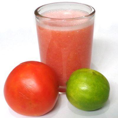 ¿Para qué es bueno el jugo de tomate?