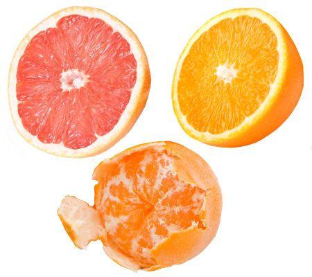 Es bueno el jugo de naranja con toronja y mandarina