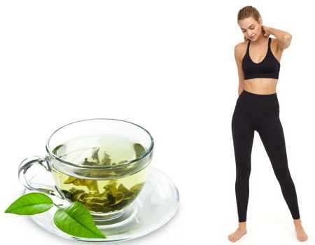 ¿Cómo preparar té verde para adelgazar?