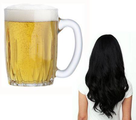 ¿Para qué es bueno echarse cerveza en el cabello?