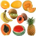 Frutas que se comen sin cáscara