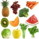 ¿Se puede vivir comiendo puras frutas y verduras?