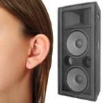 ¿Porque debemos alejarnos de los ruidos fuertes?