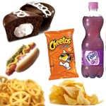 Efectos que produce la comida chatarra en el cuerpo humano