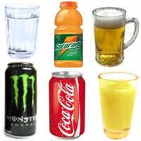 ¿Cuántos tipos de bebidas hay y cuáles son?