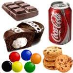 ¿Los dulces son malos para el acné?