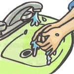 ¿Cómo se deben lavar las manos los niños?