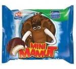 ¿Cuántas calorías tiene un mini mamut?