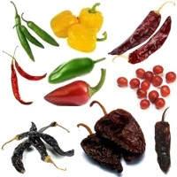 ¿Es malo comer mucho chile picante?